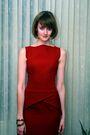 Red-rm-by-roland-mouret-dress-black-hermes-bracelet-black-chanel-purse-bla