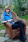 Black-pour-la-victoire-boots-black-snakeskin-h-m-jeans