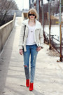 Red-ankle-boots-zara-boots-sky-blue-distressed-7-for-all-mankind-jeans