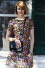 Bubble-gum-floral-maggy-frances-dress-black-mini-sophie-hulme-bag