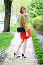 Gold-metallic-gold-asos-sweater-black-quilted-chanel-bag