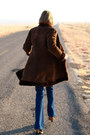Dark-brown-vintage-coat-ivory-vintage-sweater-navy-j-brand-jeans-dark-brow