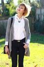 Heather-gray-joie-sweater-black-knee-high-boots-karen-millen-boots