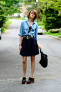 Blue-vintage-shirt-black-jeffrey-campbell-shoes-blue-vintage-skirt-black-v