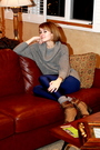 Brown-born-boots-blue-american-apparel-leggings-gray-vintage-socks-gray-h-