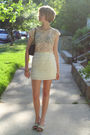 Beige-forever-21-top-white-reiss-skirt-black-chanel-purse-white-betsey-joh