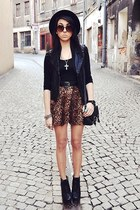 wwwoasapcom skirt - H&M blouse