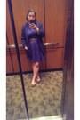 Blue-dress-blue-crochet-lace-asos-curve-dress-blue-thrifted-blazer