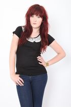 black Dixi t-shirt