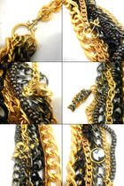 10 chain necklace