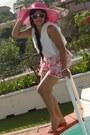 Forever-21-dress-zara-hat-aldo-sunglasses
