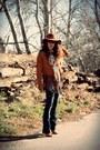 Tawny-topshop-boots-navy-vila-jeans-tawny-american-apparel-hat