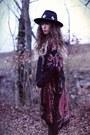 Tawny-dkode-shoes-tawny-topshop-coat-black-missguided-hat
