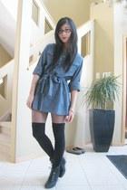 Spring boots - joe fresh style top