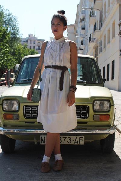 cotton COS dress