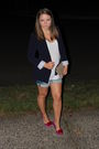 Pink-vivienne-westwood-anglomania-shoes-blue-zara-blazer-white-zara-shirt-