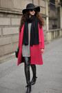 Hot-pink-coat
