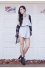 Black-cielo-nasty-gal-boots-black-lace-kimono-light-in-the-box-cardigan