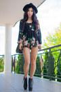 Black-cielo-nasty-gal-boots-bubble-gum-st-frock-dress