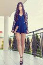 Navy-lace-pop-cherry-fashion-romper