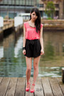 Black-gmarket-shorts-bubble-gum-wholesale7net-heels