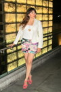 Zara-blazer-zara-top-fashionaria-skirt