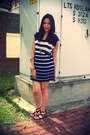 Casual-chic-dotti-dress