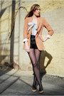 Coral-h-m-blazer-black-polka-dot-madewell-tights-black-leatherther-urban-out