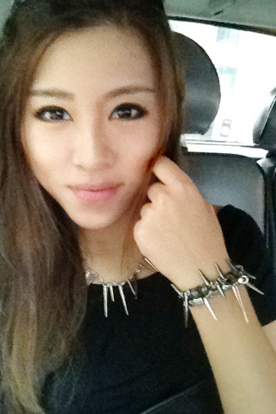 black gunmetal spikes chicoyoto bracelet - silver spikes chicoyoto bracelet