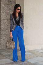 BCBG pants - BCBG blazer