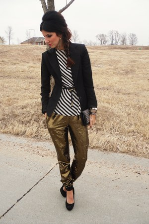 BCBG pants - BCBG top