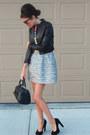 Zara-dress-jcrew-top