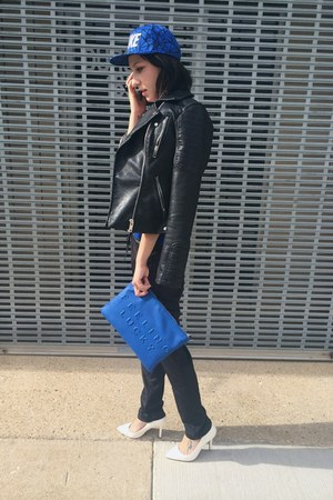 Zara jacket - Zara bag