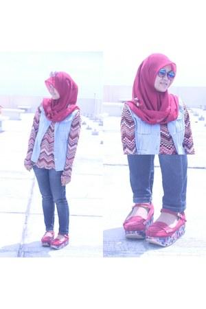 jeans Gaudi vest
