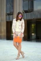 hot pink Northweek sunglasses - light orange rich&royal blazer