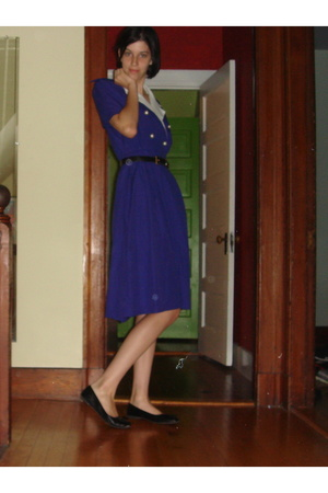 dress - belt - berks shoes -
