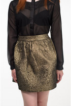 Blaque-label-skirt