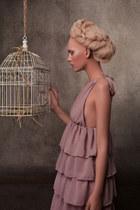 pink unknown dress