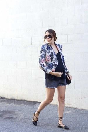 blazer blazer - shorts Topshop shorts
