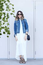 denim jacket Silver Jeans jacket - Chicwish dress