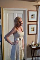 ivory Forever New dress