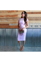 periwinkle Maggy London dress