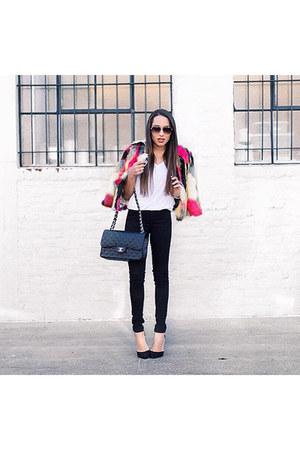 black skinny jeans Charlotte Russe jeans