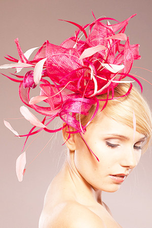 straw Ella Gajewska MIllinery accessories - hat