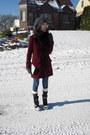 Vintage-sweater-bdg-jeans-socks-dr-martens-boots