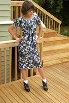 dress - Chie Mihara shoes