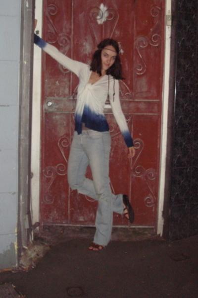 Sportsgirl jeans - Valleygirl top - rubi shoes - Sportsgirl accessories