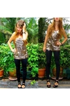 Valley Girl top - pants - rubi shoes