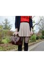 Black-heart-detail-equip-tights-dark-brown-vintage-bag-navy-myer-cardigan-