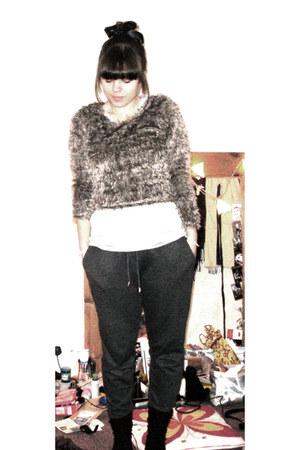 sweater - vest - pants - accessories